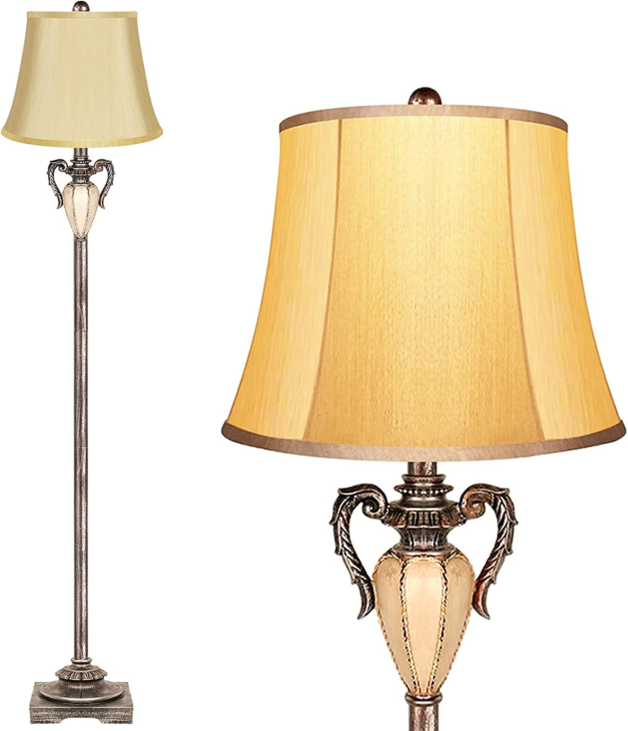 Traditional Floor Lamps Classic for Living PARTPHONER Limited time trial price Classic Room Stan