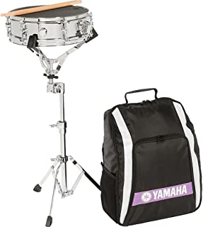 Yamaha Student Snare Drum w/Backpack Case