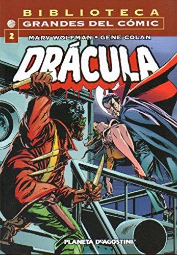 DRÁCULA. Nº 2. La noche de los cazadores mortíferos/Spiderman y Drácula/Vudú en Londres.