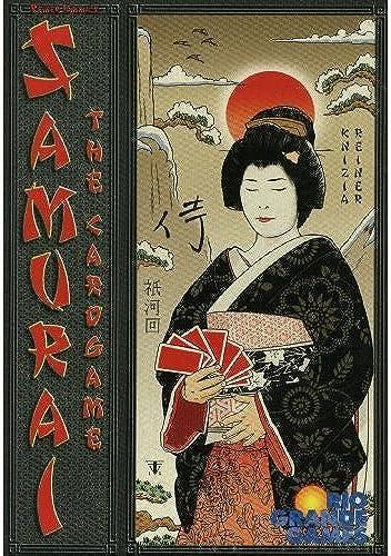 Rio Gründe Set Samurai der Karte