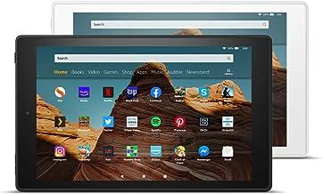 "Fire HD 10 Tablet 2-Pack, 10"" HD Display, 32 GB - Black/White"