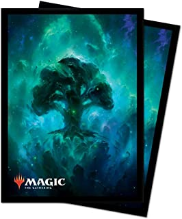 Celestial Forest Deck Protector Sleeves for Magic: The Gathering - Standard Size (100 ct.)