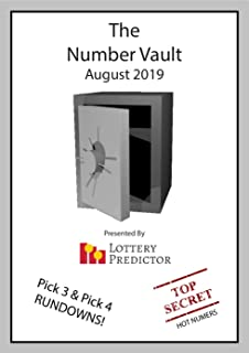 The Number Vault August 2019: A Lottery Tip Sheet