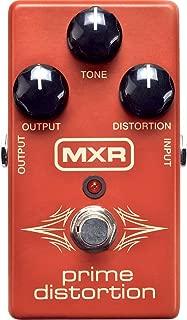 MXR M69 Prime Distortion Guitar Effects Pedal