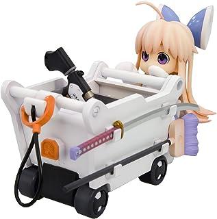 一撃殺虫!!ホイホイさん LEGACY ホイホイさん Mini with ホイホイキャリー 一部塗装済みプラスチックキット