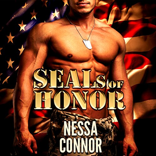 SEALs of Honor audiobook cover art