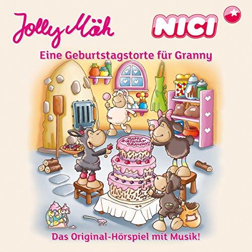 Eine Geburtstagstorte für Granny Titelbild