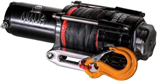 Warrior Winches C3500N-SR 3,500 lb. Ninja Series Planetary Gear Winch Synthetic Rope