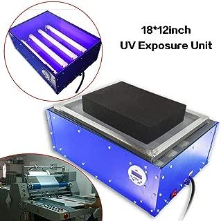 plate exposure unit