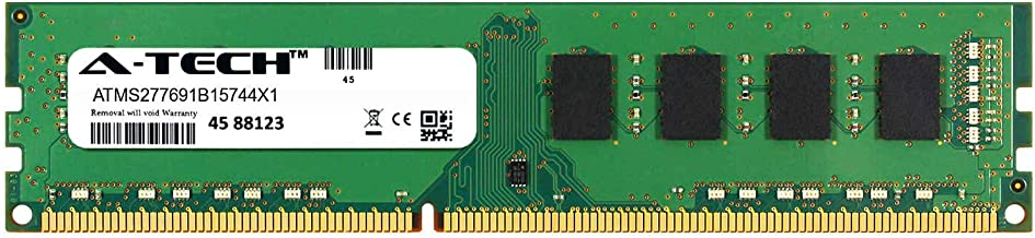 A-Tech 2GB Module for Dell Inspiron 580 Desktop & Workstation Motherboard Compatible DDR3/DDR3L PC3-12800 1600Mhz Memory Ram (ATMS277691B15744X1)