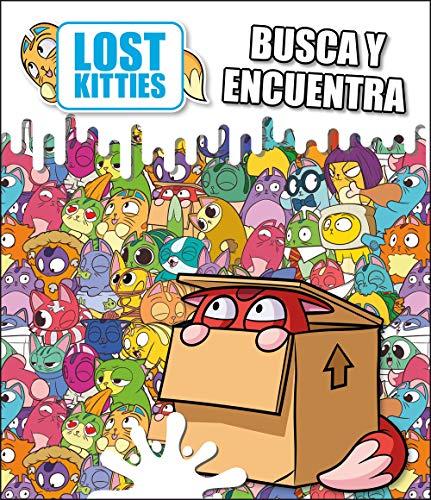 Busca y encuentra (Lost Kitties)