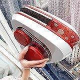 LZH FILTER 5-36 Mm Double-Face Nettoyeur De Vitre, Magnétique Laveur de Vitre Double Face, Nettoyant pour Vitres Fit pour Taille Haute Fenêtres en Verre & des Portes/Voiture/Fenêtres Vitrées