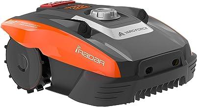 Yard Force Mähroboter COMPACT 280R, geeignet für Rasenflächen bis zu 300 qm-mit iRadar..