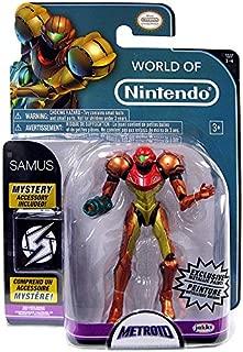 World of Nintendo Metroid Samus Exclusive 4