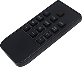 Best New Replacement Soundbar Remote Control for Philips CSS2123 Sound Bar System with CR2025 Battery Inside CSS2123 CSS2123B/F7 CSS2133B/F7 CSS2133 996510054954, 996510050576, 996510063326 Review