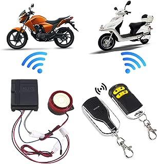 Fansport Motorcycle Alarm Protective Bike Alarm Vehicle Alarm
