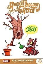 Verso l'impossibile e oltre. Rocket Raccoon e Groot (Marvel)