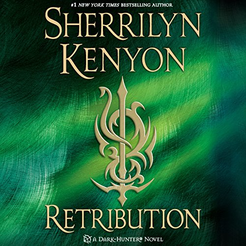 Retribution audiobook cover art