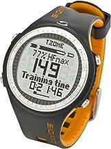 Sigma Reloj Pulsómetro PC25.10 Negro-Gris, Incluye Banda torácica, señal codificada, Pulsuhr PC 25.10