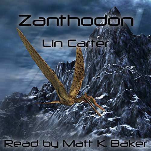 Zanthodon audiobook cover art