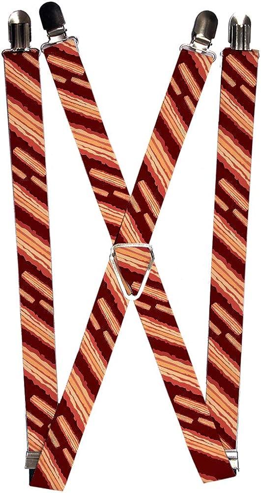 Buckle-Down Suspender - Bacon