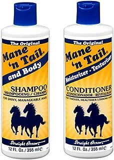 شامبو وبلسم الحصان للشعر والجسم Mane 'n Tail, for Hair and Body Shampoo and Conditioner 2x355 ml