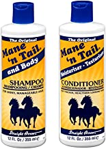 شامبو وبلسم الحصان للشعر والجسم Mane 'n Tail, for Hair and Body Shampoo and Conditioner 2x355 ml