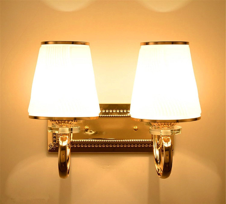 StiefelU LED Wandleuchte nach oben und unten Wandleuchten Led balkon Treppe im Wohnzimmer, Schlafzimmer Bett Wandleuchten 31  26 cm