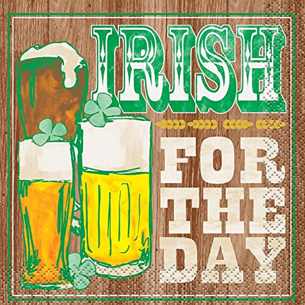 Irish For The Day Saint Patrick's Day Cocktail Napkins, 16ct