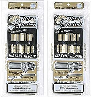 Tiger Patch Jumbo Muffler & Tailpipe Repair Tape (Pack of 2)