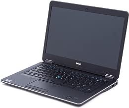 Dell Latitude E7440 Business Ultrabook PC, 14.1? FHD Touchscreen Intel Core i7 Processor, 8GB DDR3 RAM, 256GB SSD, Webcam, Windows 10 Professional (Renewed)