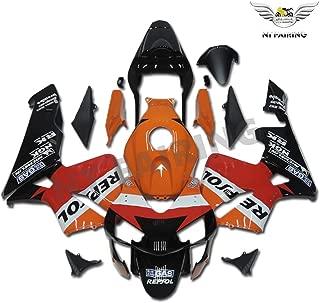 NT FAIRING Orange Repsol Fairing Fit for HONDA 2003 2004 CBR600RR CBR 600RR New Injection Mold ABS Plastics Bodywork Body Kit Bodyframe Body Work 03 04