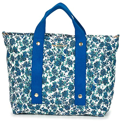 Petite Mendigote ROMANE Shopper femmes Blau - Einheitsgrösse - Shopper/Einkaufstasche