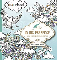 Color And Journal As You Spend Time With God