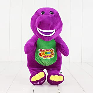 Plush Toy Singing Friend Dinosaur Barney Singing i Love You Song Plush Doll Toy Children's 28 cm