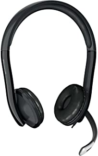 Fone Com Microfone Lx-6000 Usb Microsoft - 7XF00001