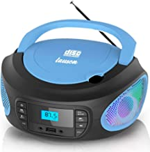 Lauson LLB597 Boombox with Cd Player Mp3   Portable Radio CD-Player Stereo with USB   Cd..