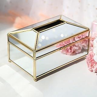 Skrzynka na tkanki Kreatywne pudełko serwetki do łazienki, stół nocny, biurko i różne okazje