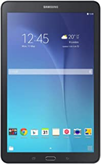 Samsung Galaxy Tab E SM-T560 Tablet - 9.6 Inch, 8GB, Wifi, Black