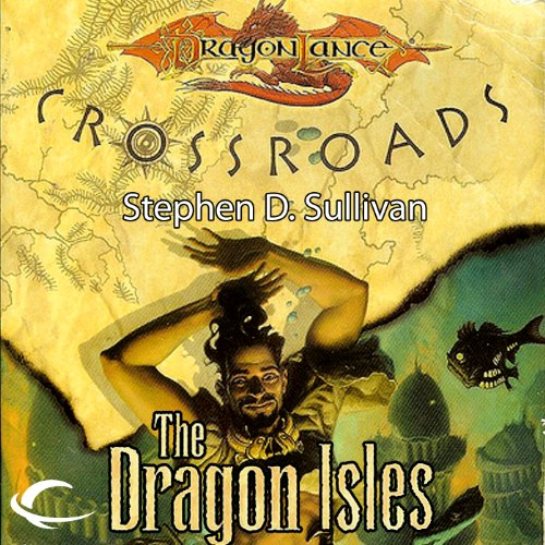 The Dragon Isles audiobook cover art