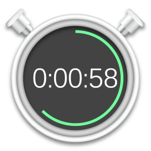Timer-Kitchen timer&Stopwatch