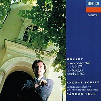 Mozart: Piano Concertos Nos. 5 & 6; Concert Rondo K. 382