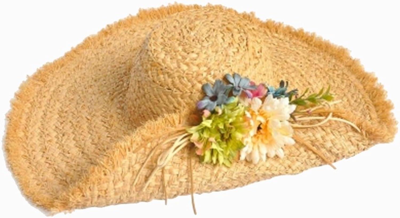 NAN Liang Straw Hat Female Summer Sun Hat Sun Predection Hat Beach Hat Women's Hat Big Along The Seaside Vacation Hat