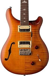 Best prs se custom semi hollow body electric guitar Reviews