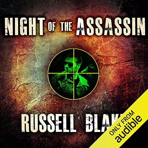Night of the Assassin cover art