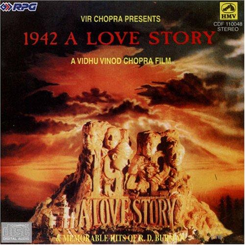1942 a love story (Hindi Music/ Bollywood Songs / Film Soundtrack / Shahrukh Khan / Madhuri Dixit / Kumar Sanu/ Lata Mangeshkar/Kavita Krishnamurty / R.D. Burman).