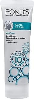 Ponds Acne Clear Anti Acne Facial Foam 100g