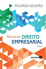 Manual de direito empresarial eBook Kindle
