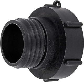 IBC Adapter Grobgewinde S60x6 für 25mm Rohr Klemmverbindung #1600
