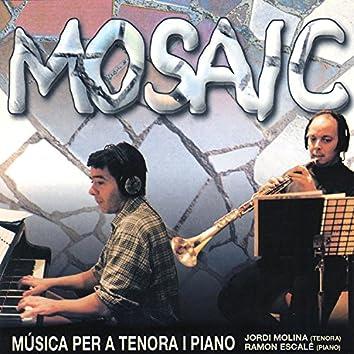 Mosaic. Música Per a Tenora I Piano